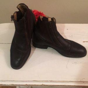 Franco Tucci Paddock Boots